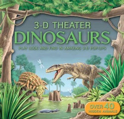Dinosaurs: Play Look and Find in Amazing 3-D Pop-Ups (Hardcover)