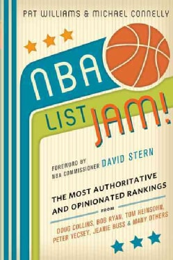 NBA List Jam!: The Most Authoritative and Opinionated Rankings (Paperback)