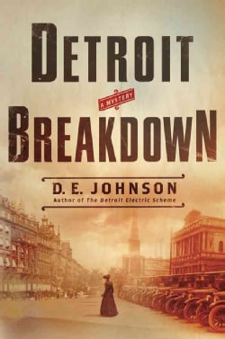 Detroit Breakdown (Hardcover)