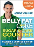 The Belly Fat Cure Sugar & Carb Counter (Paperback)