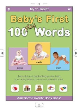 Baby's First 100 Plus Words (Board book)
