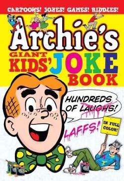 Archie's Giant Kids' Joke Book (Paperback)