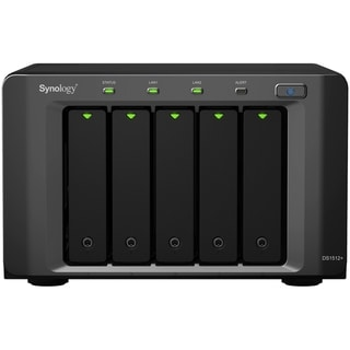 Synology DiskStation DS1512+ NAS Server