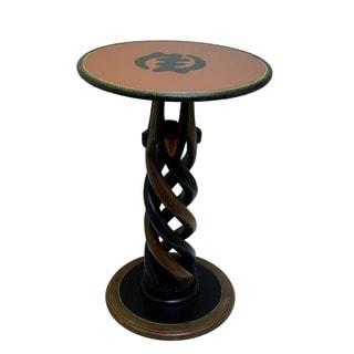 Tall Unity Globe Spiral Table (Ghana)