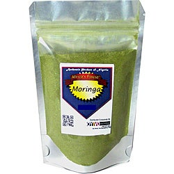 Africa's Finest 16-ounce Moringa Leaf Powder (Nigeria)