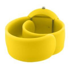 Sesame Street Kids' Big Bird Yellow Slap Watch
