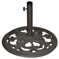 TropiShade Bronze Umbrella Base