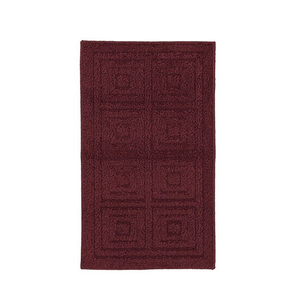 Transom Mahogany Red Rug (1'8 x 2'10)
