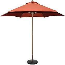 TropiShade Rust 9-foot Umbrella Shade