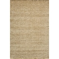 Hand-loomed Loft Gabbeh Wheat Rug (7'6 x 9'6)