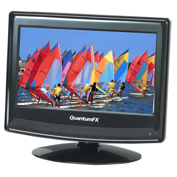QuantumFX TV-LED1311 13.3-inch AC/DC 12 Volt LCD TV 1080p