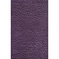 Hand-loomed Loft Stones Purple Wool Rug (2' x 3')