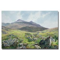 John Atkinson Grimshaw 'Autumn Sunshine' Canvas Art