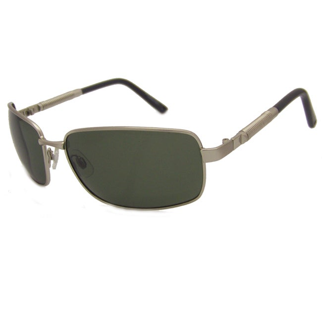 U.S. Polo Assn. US Polo Association Men's Silver Aviator Sunglasses at Sears.com