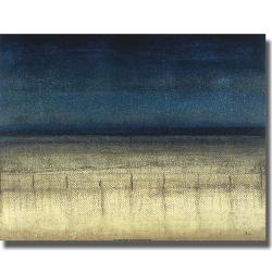 Randy Hibberd 'Blue Dream' Canvas Art