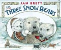 The Three Snow Bears (Board book)