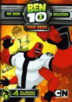 Ben 10 Classic: Four Arms (DVD)