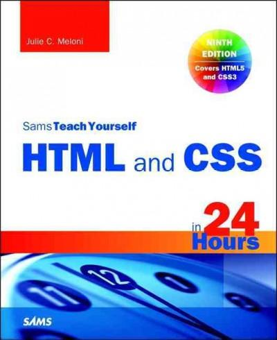 Sams Teach Yourself HTML and CSS in 24 Hours (Paperback)