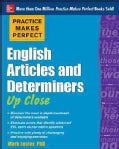 English Articles and Determiners Up Close (Paperback)