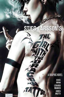 The Girl With the Dragon Tattoo 1 (Hardcover)