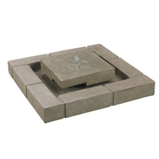 Nodens  Outdoor Floor Fountain