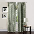 Lush Decor Sea Green 84-inch Angelica Curtain Panel