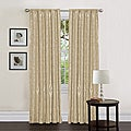 Lush Decor Beige 84-inch Angelica Curtain Panel