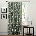 Lush Decor Blue 84-inch Lilian Curtain Panel