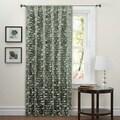 Lush Decor Blue 84-inch Lilian Curtain Panel
