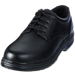 Deer Stags Men's 'Saturn' Black Non-marking Oxfords