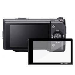 LCD Screen Protector Glass for Sony Alpha NEX 3/ NEX 5