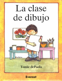 La clase de dibujo / The Art Lesson (Hardcover)