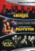 Quentin Tarantino Triple Feature (DVD)