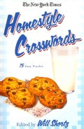 The New York Times Homestyle Crosswords: 75 Easy Puzzles (Paperback)
