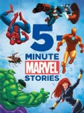5-Minute Marvel Stories (Hardcover)