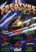MONSTER MOVIE PACK-12 CREATURE FEATURES