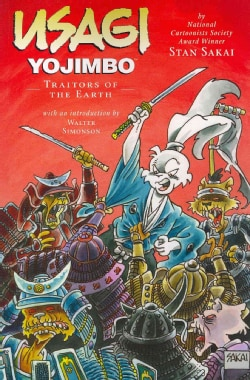 Usagi Yojimbo 26: Traitors of the Earth (Paperback)