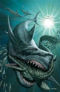 Megladon and Prehistoric Sharks (Paperback)