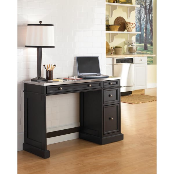 Traditions Stainless Steel Utility Desk