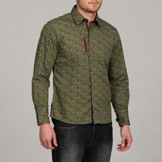 English Laundry by Scott Weiland Men's Woven Shirt