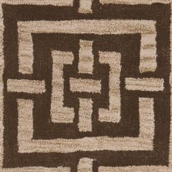 Safavieh Handmade Chatham Basketweave Brown New Zealand Wool Rug (2'3 x 9')