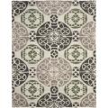 Handmade Chatham Treasures Ivory New Zealand Wool Rug (8' x 10')