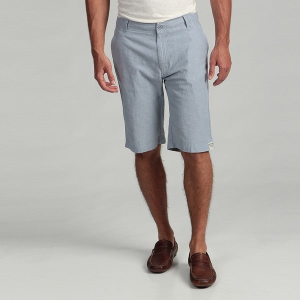 The Fresh Brand Men's Chambray Classic Fit Shorts