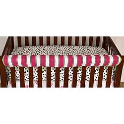 Cotton Tale Hottsie Dottsie Crib Rail Guard