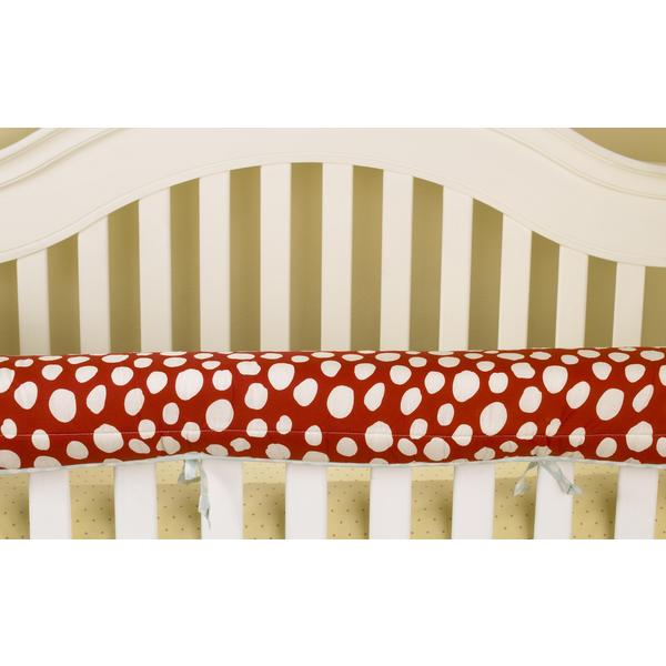 Cotton Tale Lizzie Front Crib Rail Guard