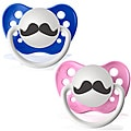 Personalized Pacifiers The Barber Mustache Pacifier
