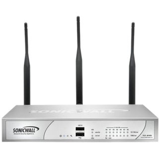 SonicWALL TZ 215W Secure Upgrade Plus