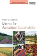 Metrics for Agricultural Sustainability (Paperback)