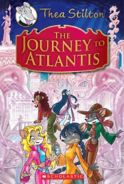 The Journey to Atlantis (Hardcover)