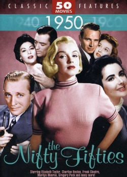 Nifty Fifties: 50 Movie Set (DVD)
